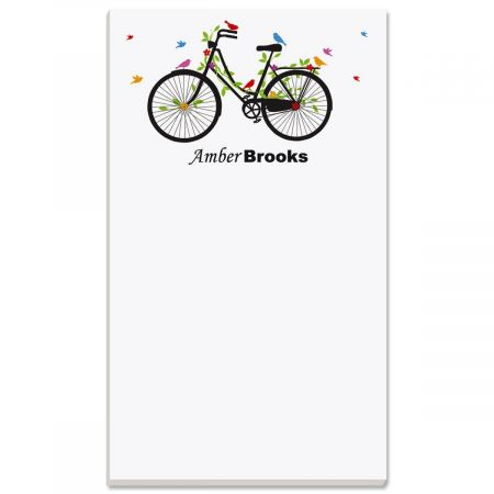 New Spin Personalized Notepads