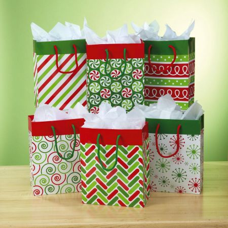 Very Merry Gift Bags
