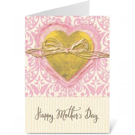 Mom's Heart Mother's Day Card by Current Catalog