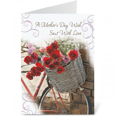 Quiet Moments Mother's Day Card