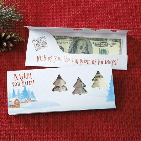 Christmas Cash Cards