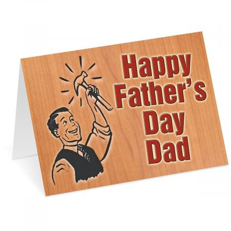 Tool Man Father's Day Card
