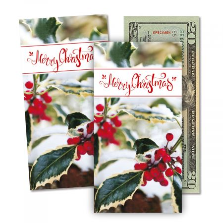 Christmas Money Cards