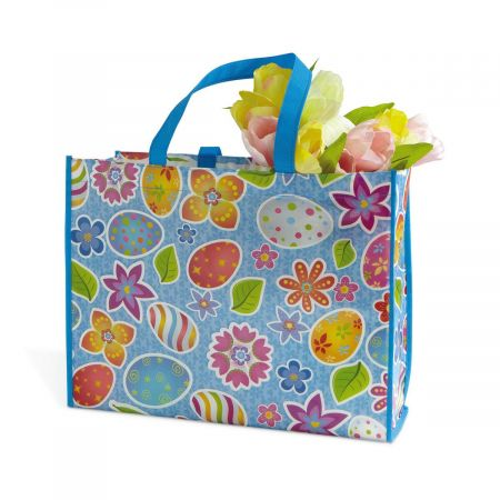 Easter Eggs Tote