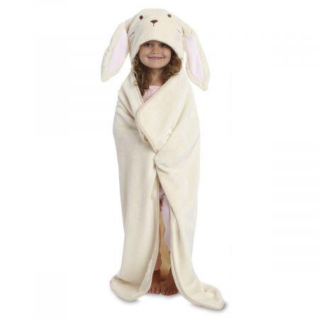 Bunny Pocket Blanket