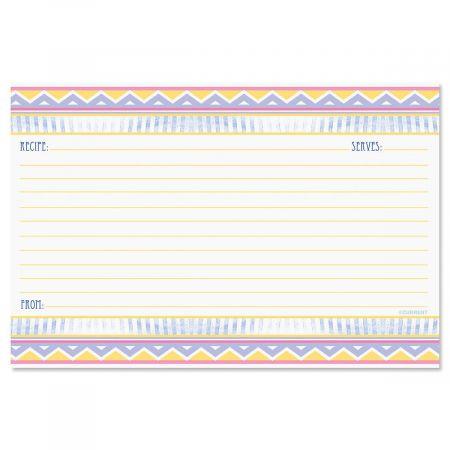 Springy Recipe Cards