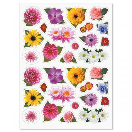 Spring Blossom Top Stickers