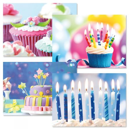 Sweetest Birthday Cards