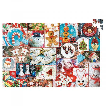 Christmas Goodies Puzzle