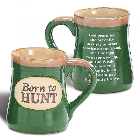 Born to Hunt Mug