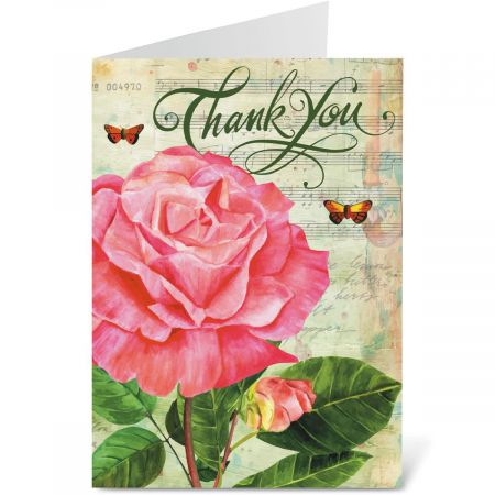 Rosie Thank You Note Cards
