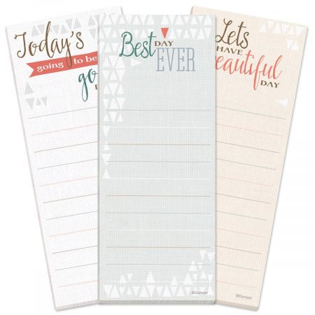 Encouraging List Pads