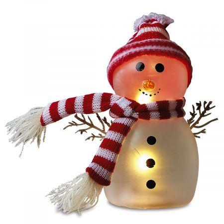 Light-Up Snowman - Christmas Decor - Christmas - Holidays & Events ...