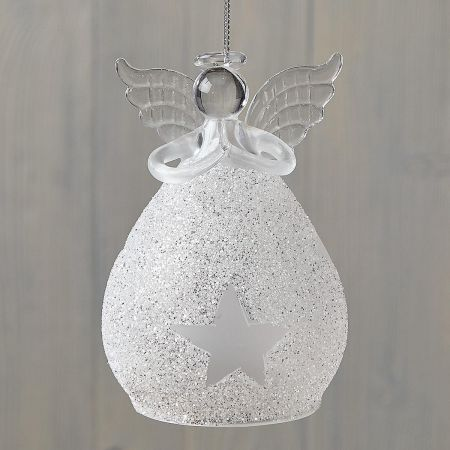Glass Star Angel