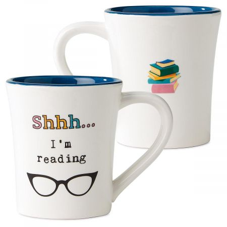 SHH Book Club Mug by Current Catalog