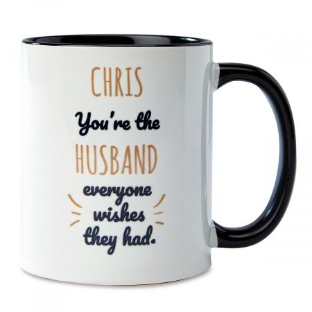 You're the One Personalized Mug