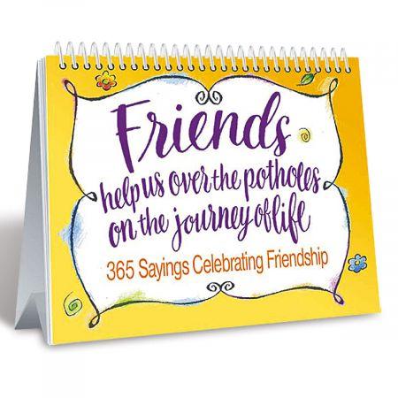 Friends Perpetual Calendar