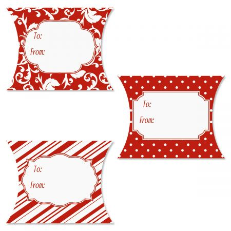 Holiday Pillow Boxes