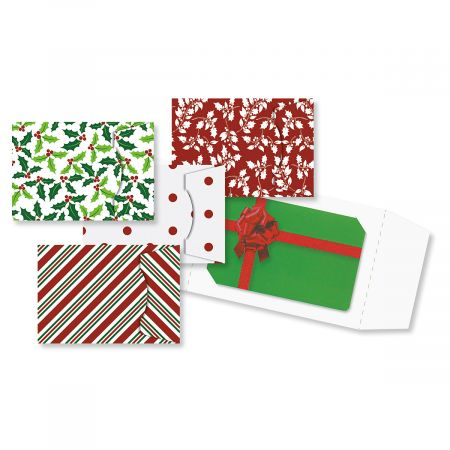 Gift Card Sleeves Value Pack