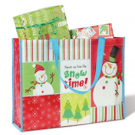 Holiday Tote Bag - BOGO