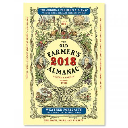 2018 Old Farmer's Almanac®