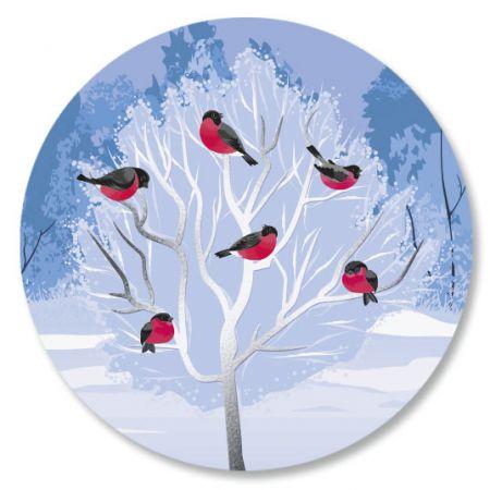 Winter Trees Seals