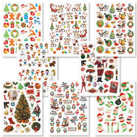Christmas Sticker Value Pack