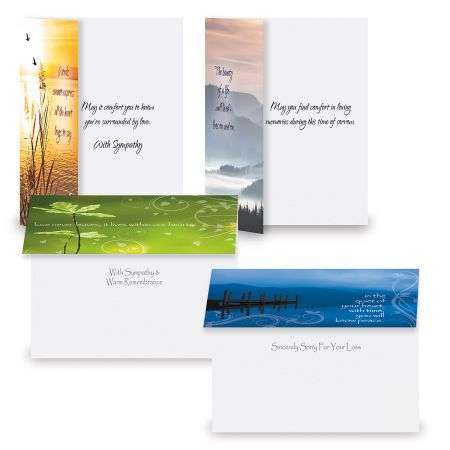 Sympathy Cards Mega Value Pack