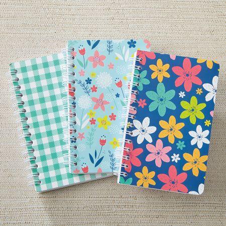 Spring Mini Notebooks - BOGO