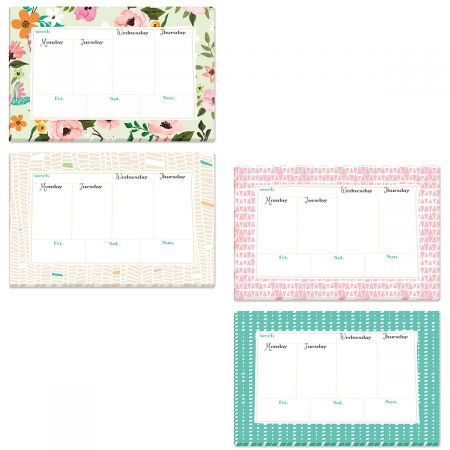 Weekly To-Do Pad