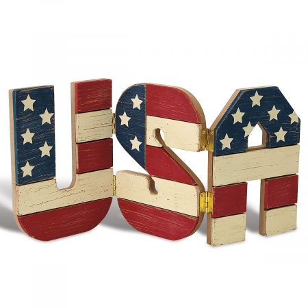 Patriotic Decor by Current Catalog