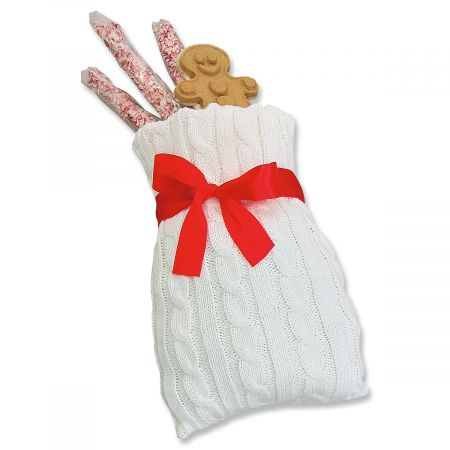 Knit Sweater Gift/Treat Bag