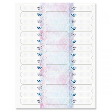 butterfly file folder tab stickers current catalog