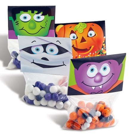 Halloween Treat Bags/Toppers