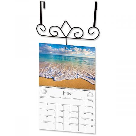 Over the Door Calendar Hanger