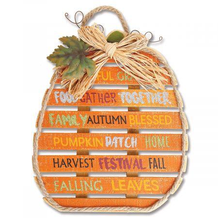 Pumpkin Palette Sign