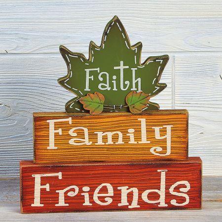 Faith Tabletop Decoration