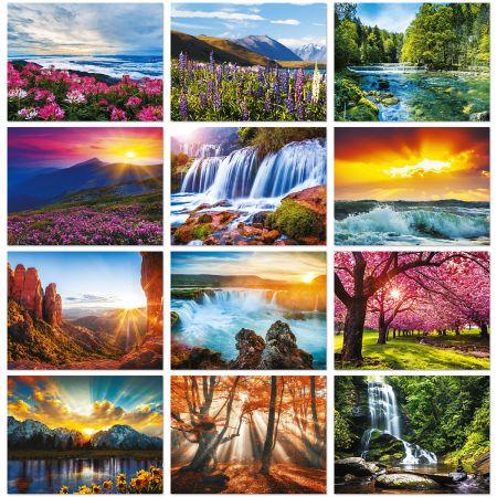 2020 Naturescapes Wall Calendar