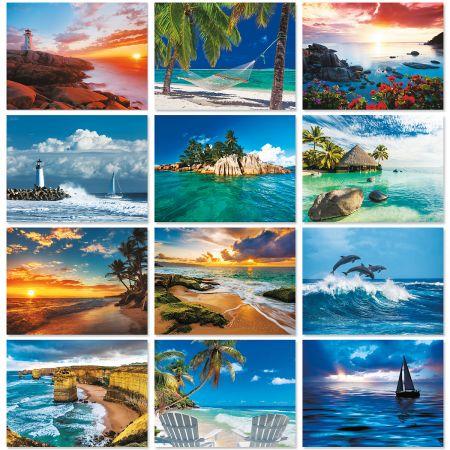 2020 Seascapes Wall Calendar