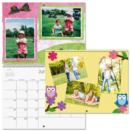 2020 White Pages Crafters' Calendar