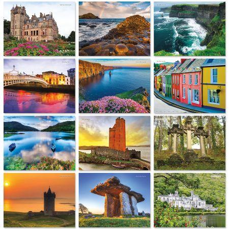 2020 Ireland Wall Calendar