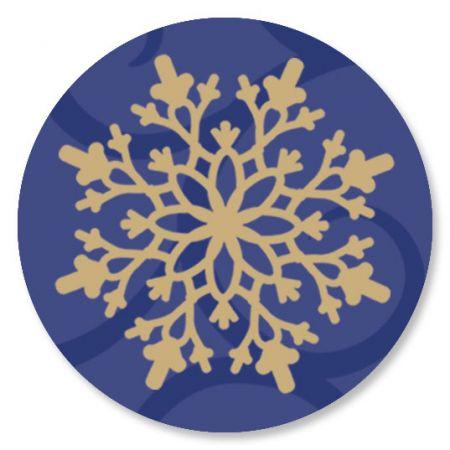 Snowflake Seals