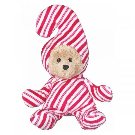 Candy Cane Wee Bear