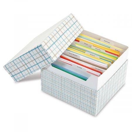Greeting Card Organizer Box Current Catalog