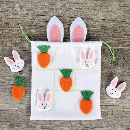 Easter Tic Tac Toe Game