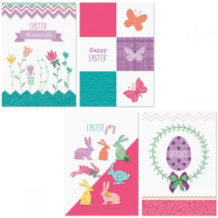 Kraft Easter Faith Cards