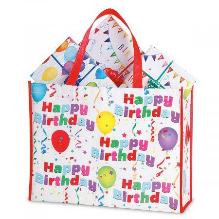 Birthday Shopping Tote - BOGO