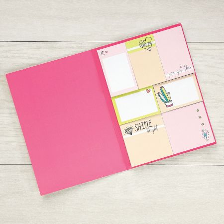 Cute Icons Sticky-Note Folios