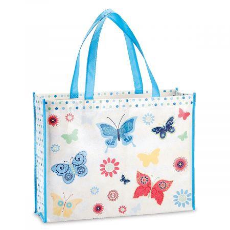 Butterflies Tote Bag - BOGO