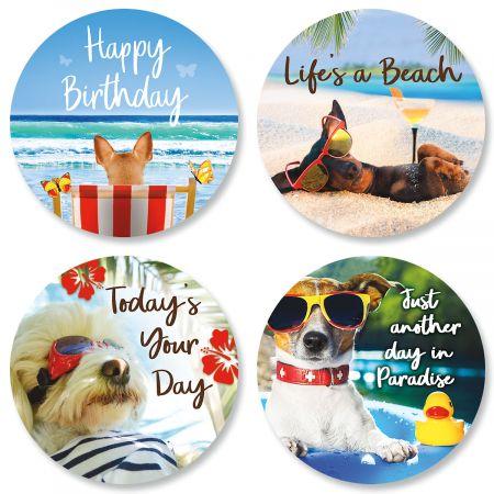 Paradise Seals (4 Designs)